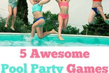 Noah's 9th Pool Party
