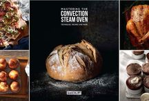 Steam oven recipe