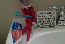 Elf on the Shelf / by Victoria Wright
