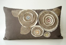 Pillows / by Wendy Kropf-Cotter