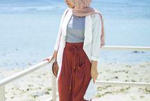 Hijab clothes