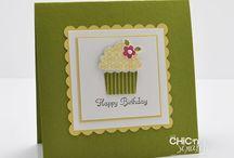 Cards-Birthday / by CheriG