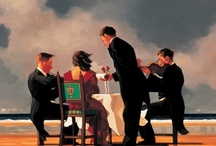 ART THAT CAPTIVATES / NOT INTO ART A LOT, BUT I LOVE JACK VETTRIANO! AND, HERE ARE A FEW OTHERS / by Linda
