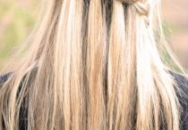 INSPIRATION // Haare, Hairstyle