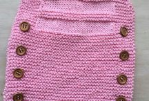 Knitting for Babies