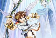 Kid icarus / It's like a birthday party where everyone wants to kill me.