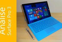 Surface / Coleção do Microsoft Surface e  suas versões