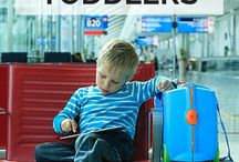 Travel ideas for kids / by Holly Harris Fales