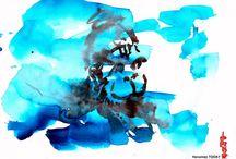 Hanuman - Aniline