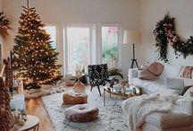 fint interiør jul