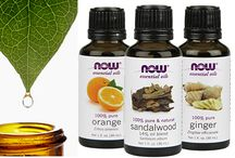 Essential Oil Recipes / Some wonderful combinations to enjoy our line of NOW Essential Oils!