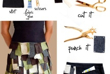 Clothing DIY / by Denise Michard