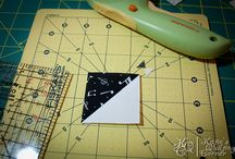 Quilting techniques and tips / Useful quilting tips, blocks, techniques and projects / by Sewing Directory