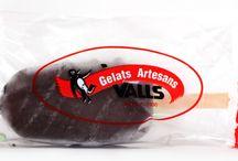 Hosteleria I Gelats Valls / Experts gelaters, elaboració pròpia i venda de gelats artesans, des de 1929