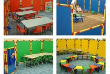 Play Panels for Classrooms / Build your own discovery and activity centers using our standard PlayPanels®