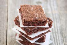 Easy Brownies / 3 ingredient