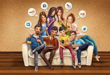 Social Media Marketing (SMM)