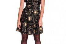 Dresses / Goth Nugoth Psychobilly Horror Dresses