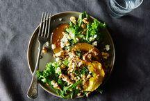 CSA recipes - Mustard Greens