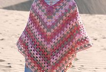 Poncho size 5-7,  7-8 and 9-10