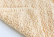 Crochet: Dishcloths,Washcloths / by Anna Ukkonen