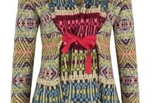Knit colours