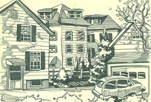 Growing Up In Medford Massachusetts / by Sheila Singer