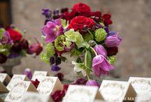 "Luxury ""Jewel Tone"" Wedding in Tuscany / Luxury jewel tone wedding in Tuscany   Cindy Salgado Wedding Design & Events   Karen Tran Florals   Dario Benvenuti   Wedding in Italy  / by Cindy Salgado Wedding Design & Events"