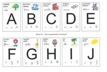 Alphabet GS