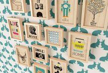 Rooms / Wat zijn er toch veel inspirerende designers op de wereld. En wat mooie dingen worden er gemaakt!