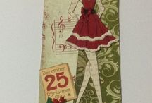 Christmas Tags - Prima / by Cathy Childs Morrison