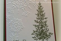 Christmas Cards / Handmade Christmas Card Ideas #cardmaking  / by Jessica Taylor