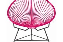 Chairs / by Wendolyn Joy