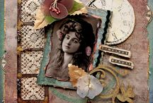 Vintage Cards / by Mari Willard