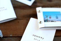 Bookbinding: Mini album