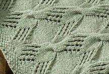 Knitting-Blankets