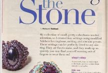 gioielli con perline: anelli