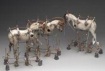 Aggie Zed / Wonderful sculptures