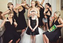 Bridal Party Fun / Bridal Parties