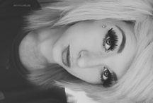 {Make up    Hair    Nails} / by Michalaa♡