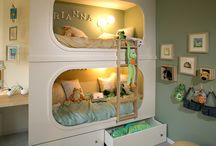 Children's Rooms / by Anna Dunn