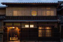日本家屋  Japanese house