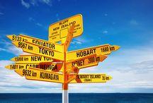 Voyage ♥♥ / Prochaines destinations