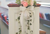 Wedding Reception Flowers/Table Deco