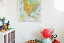 // nursery / nursery and kids' room inspiration.
