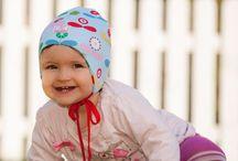 Cuffiette e cappellini per neonati