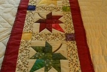 Quilts,quilts,quilts / by Caterina Faccin