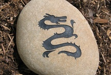 Graverade stenar