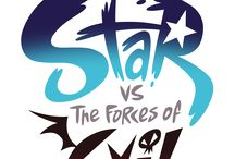 Star Butterfly vs the forces of evil