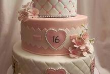 sweet sixteen taarten